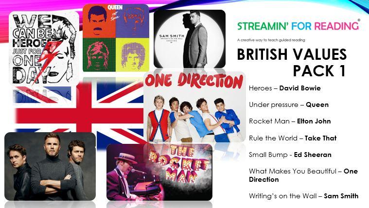 British values pack 1