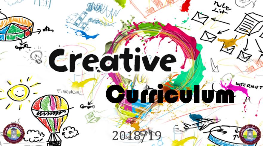 Curriculum – Primary Creative Curriculum